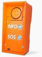 Intercomunicador de puertas Helios ip SAFETY