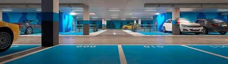 Solución CODEPARK de gestión de aparcamientos públicos