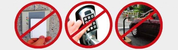 VIZpin LITE Control de Acceso fácil y asequible